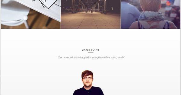 Nouvelle épingle sur mon pinterest, sur le tableau: Web Design
