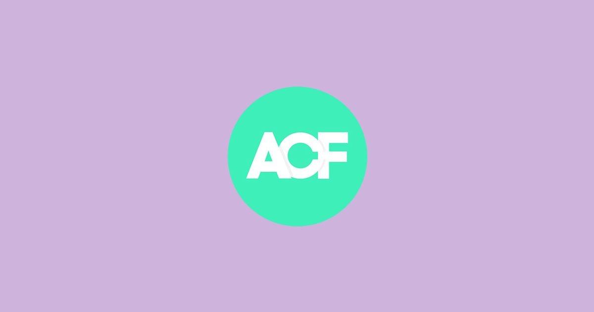 Afficher ou masquer un caractère avant ou après un ACF